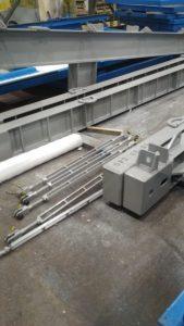 укрытие лебедочного блока отгрузка металлоконструкций